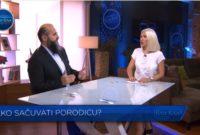 """Akademik Muamer Zukorlić u emisiji """"Ela Ela Show"""" o braku i porodici"""