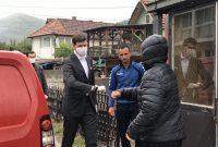SPP obišla Bošnjake Krupnja i podijelila pakete pomoći