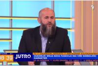 Potpredsjednik Skupštine Srbije akademik Muamer Zukorlić gost jutarnjeg programa Prva TV