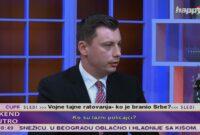 Narodni poslanik SPP-a Samir Tandir gost jutarnjeg programa Happy TV na temu aktuelnih dešavanja