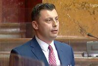Obraćanje u Skupštini 14. 04. 2021. g. – Narodni poslanik SPP-a Samir Tandir
