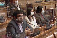 Postavljanje pitanja u Skupštini 15. 04. 2021. g. – Narodni poslanik SPP-a dr. Jahja Fehratović